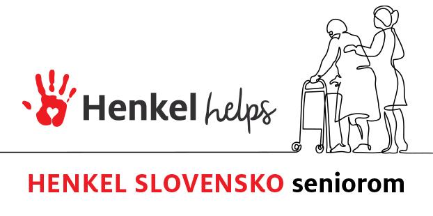 Henkel Slovensko rozdelí 47-tisíc eur na podporu seniorov počas pandémie