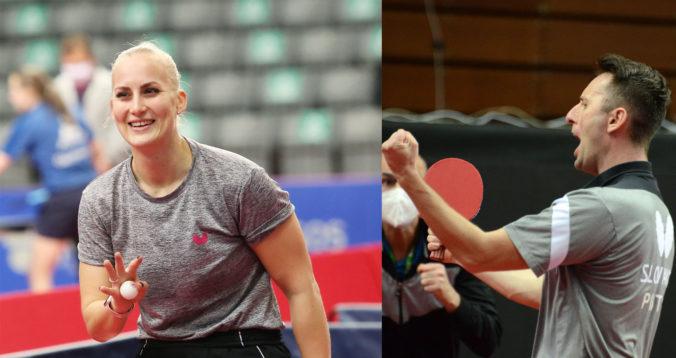 Balážová s Pištejom už majú v mixe istotu miestenky na OH v Tokiu, na olympiáde chcú prekvapiť