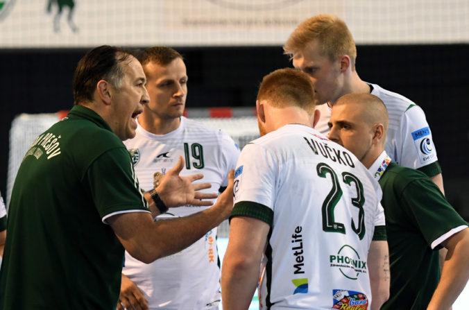Tatran Prešov v odvete nestačil na Vojvodinu Nový Sad, ale zahrá si štvrťfinále play-off SEHA ligy