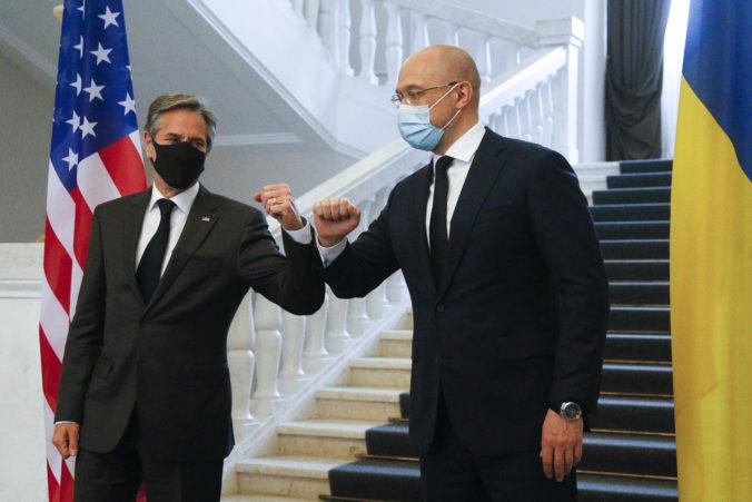USA budú podporovať suverenitu Ukrajiny, krajina očakáva odrazenie ruskej agresie