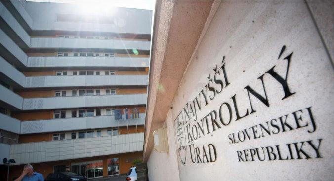 Kontrolóri kritizujú nefunkčné informačné systémy štátu, NKÚ posunul zistenia polícii