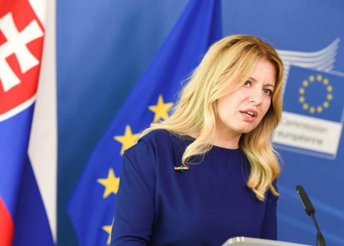 Čaputová a ďalší 20 európski prezidenti vyzývajú na diskusiu o budúcnosti Európy