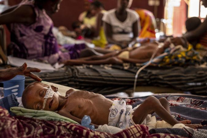 Kritickým hladom trpelo minulý rok okolo 155 miliónov ľudí, podľa OSN sa to v budúcnosti ešte zhorší