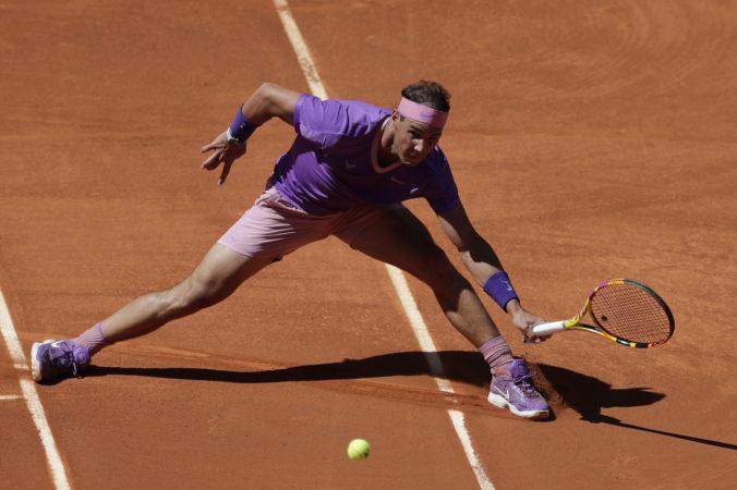 Nadal v dueli o semifinále ATP nestačil na Zvereva, skomplikujeme mu to Roland Garros