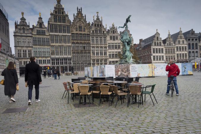 Belgicko pokračuje v uvoľňovaní opatrení proti koronavírusu, otvorí aj interiéry reštaurácií