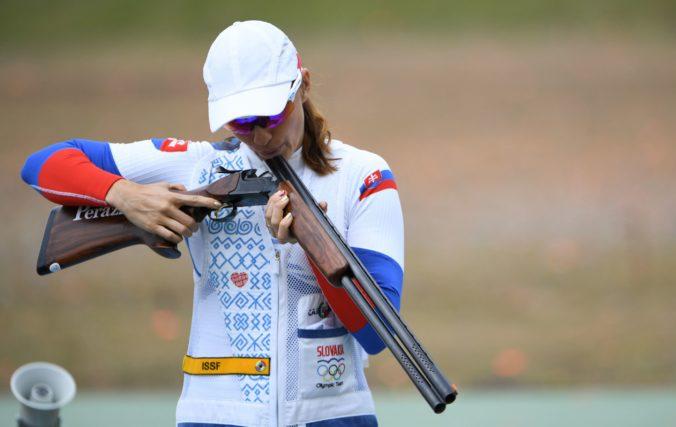 Danka Barteková si v Lonate vystrieľala dve medaily, finále bolo nesmierne náročné