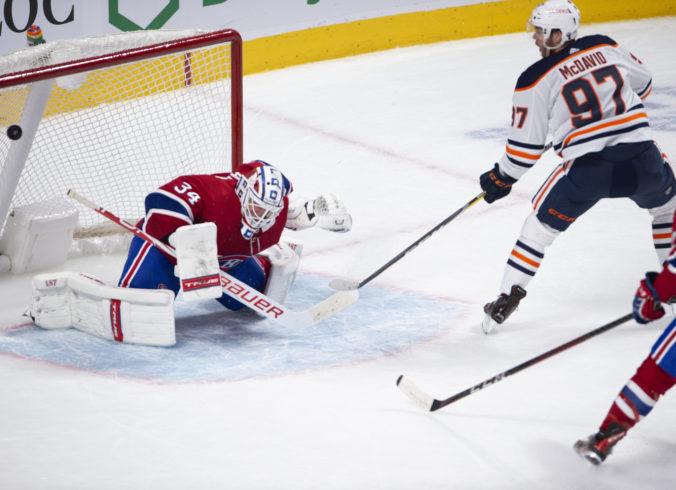 Tatar nazbieral tri mínusky, ale zahrá si v play-off NHL. McDavid a Draisaitl pokorili ďalšiu métu (video)