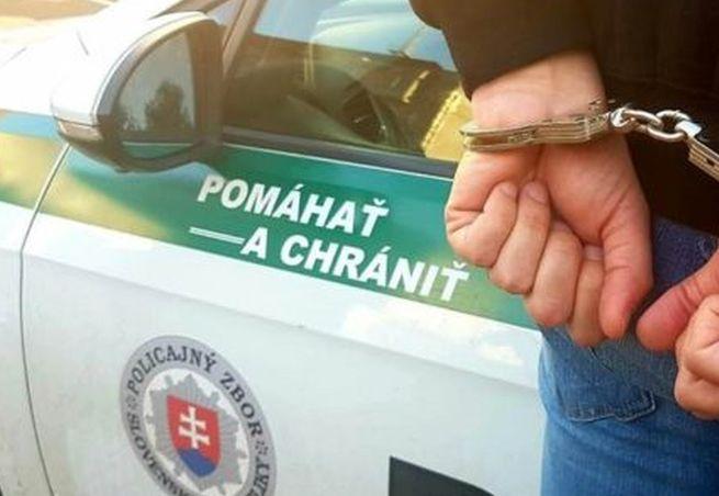 Väzeň ušiel počas výkonu práce v Spišskom Hrušove, policajti ho zakrátko vypátrali a zadržali