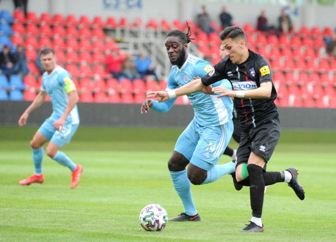 Slovan Bratislava zvíťazil v Zlatých Moravciach a spečatil obhajobu titulu