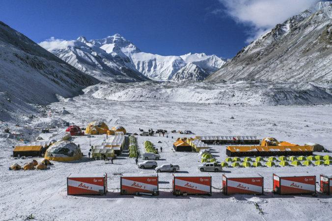 Z čínskej strany sa na Mount Everest nedostanete, vláda výstup pre koronavírus zakázala