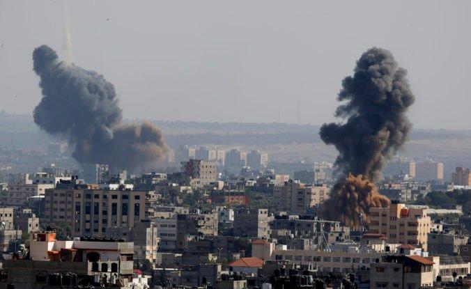 Ministri zahraničných vecí EÚ vyzvali na prímerie a zastavenie bojov medzi Izraelom a Palestínou