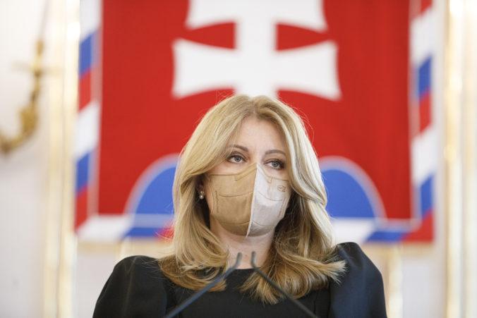 Prezidentka Čaputová vymenovala Naďa za predsedu Najvyššieho správneho súdu SR (video)