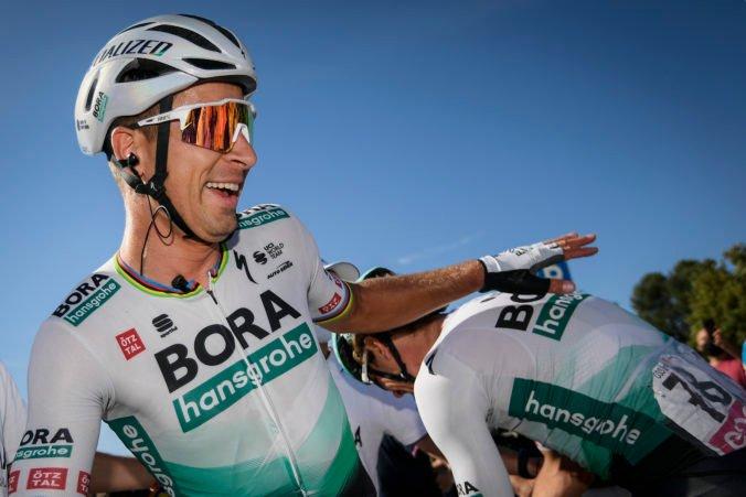 Sagana si za víťaza 10.etapy Giro d´Italia správne tipla aj dánska mačka, vyberala zo šiestich možností