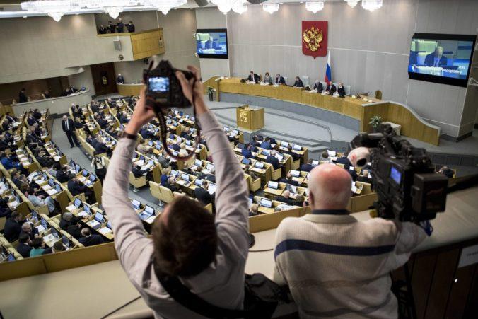 Rusko je o krok bližšie k odstúpeniu od Zmluvy o otvorenom nebi, zámer prešiel Štátnou dumou