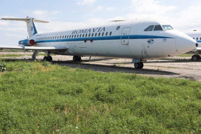 Vydražia lietadlo, ktoré využíval na oficiálne cesty rumunský diktátor Ceausescu
