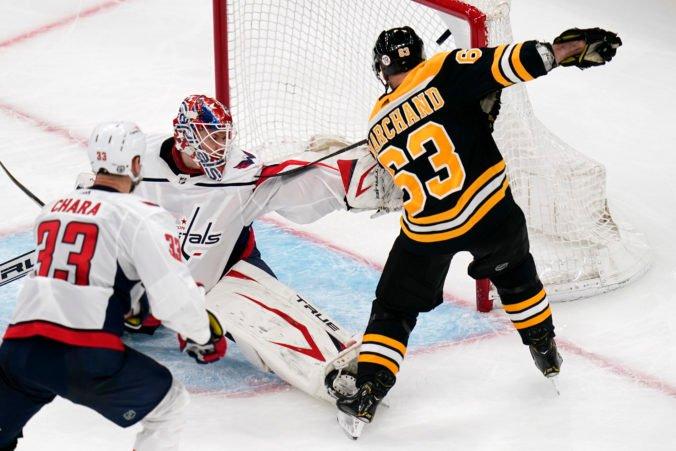 Chárov Washington prehráva v sérii proti Bruins, McDavid získal Art Ross Trophy za produktivitu (video)