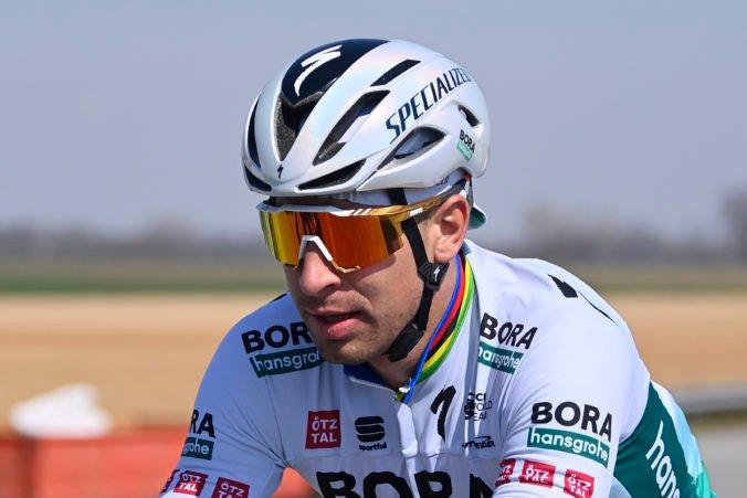 Sagan na Giro d'Italia opäť skončil na pódiu, v 13. etape finišoval tretí za dvojicou Talianov (video)