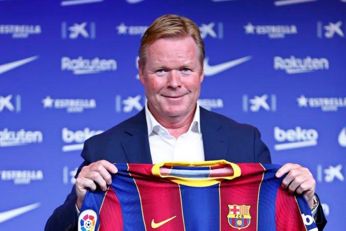 Tréner Barcelony Koeman necíti dôveru klubu, sťažuje sa na zlú komunikáciu