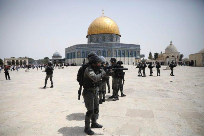 Izrael povolil židovské návštevy na Chrámovej hore, moslimovia nechávali doklady pri vstupe