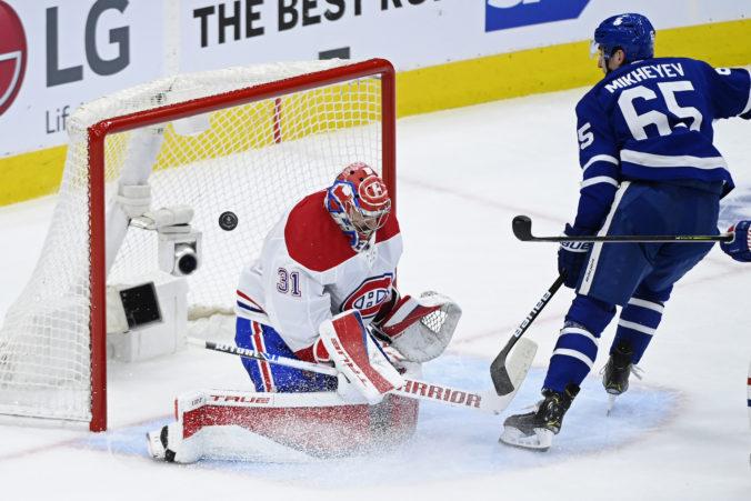 Toronto vyrovnalo stav série v play-off NHL s Montrealom, Tomáš Tatar sa nepresadil (video)
