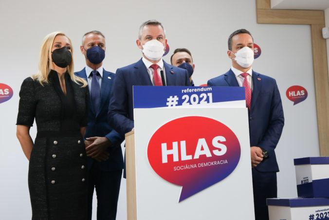 Hlas má obavy, kto má moc na Slovensku. Žiada otvorenie mimoriadnej schôdze o tajnom stretnutí SIS (video)