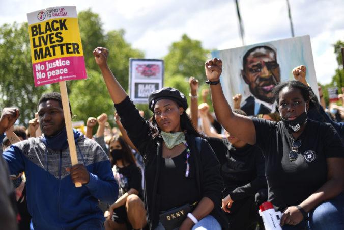 Poprednú aktivistku Black Lives Matter postrelili do hlavy, je v kritickom stave