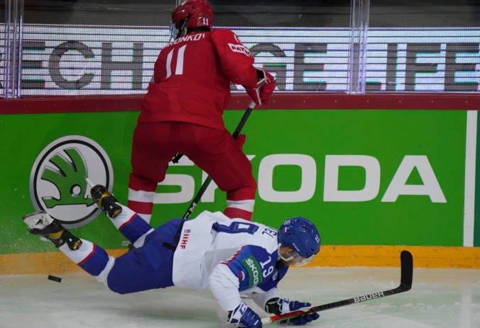 Bezradný tím strelil len gól a rozhodlo hlúpe vylúčenie, píšu Rusi o prehre so Slovenskom na MS v hokeji 2021