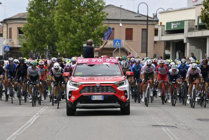 Trasu 19. etapy Giro d'Italia pre tragédiu asi zmenia, cyklisti možno vynechajú stúpanie na Mottarone