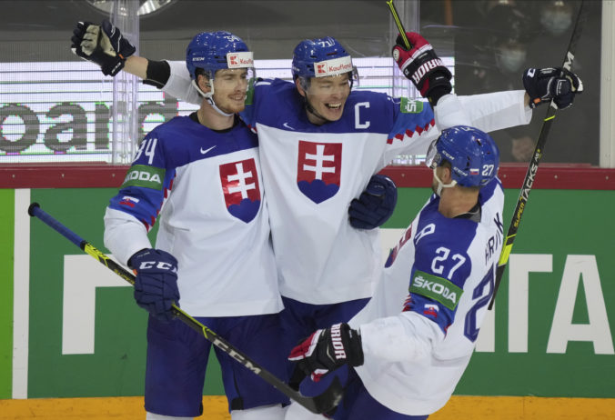 Slováci na MS v hokeji 2021 vedú Rebríček sily. Rozdajme medaily už teraz, píše web IIHF