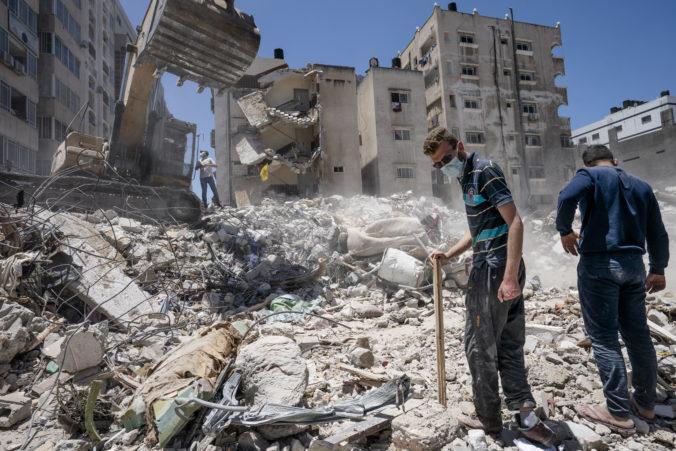 Izrael sa mohol v Pásme Gazy dopustiť vojnových zločinov, komisárka OSN sa obáva ďalšieho násilia