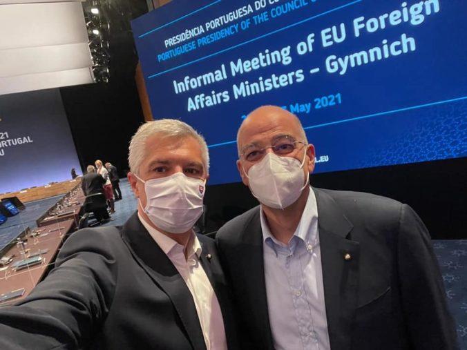 Nevyriešené konflikty s krajinami v susedstve sú hrozbou pre Európsku úniu a jej občanov, myslí si Korčok
