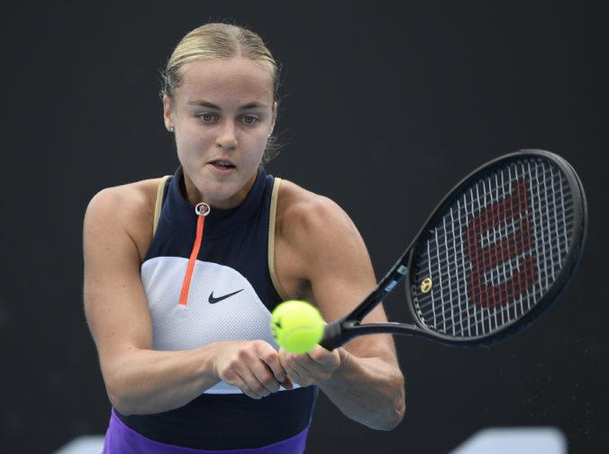 Schmiedlová uspela v kvalifikácii nad Ruskou Zvonarevovou a na Roland Garros si zahrá v hlavnej súťaži