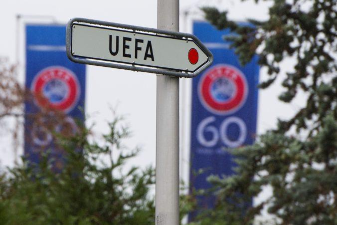 UEFA získa viac peňazí za televízne práva a od partnerov, vyššie odmeny pôjdu do klubových súťaží