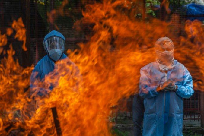 Na covidovom oddelení v nemocnici vypukol požiar, neprežili štyria pacienti