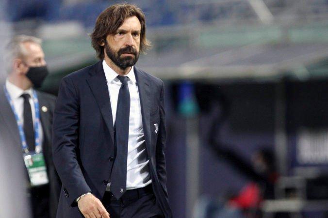 Pirlo viedol Juventus Turín iba jednu sezónu, nahradiť by ho mohol navrátilec Allegri