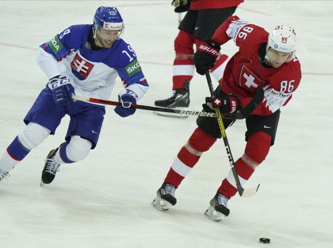 Slovensko má po debakli so Švajčiarmi šancu na reparát, krok k štvrťfinále na MS môžu spraviť proti Dánom