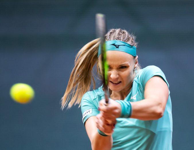 Šramková neuspela vo finále kvalifikácie na Roland Garros, do súťaže by sa mohla vrátiť ako lucky looserka
