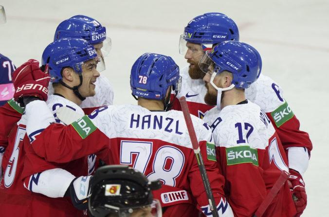 MS v hokeji 2021: Víťazstvo Čechov nad Britmi neprekvapilo, Kazachovia zdolali Talianov vysoko (video)