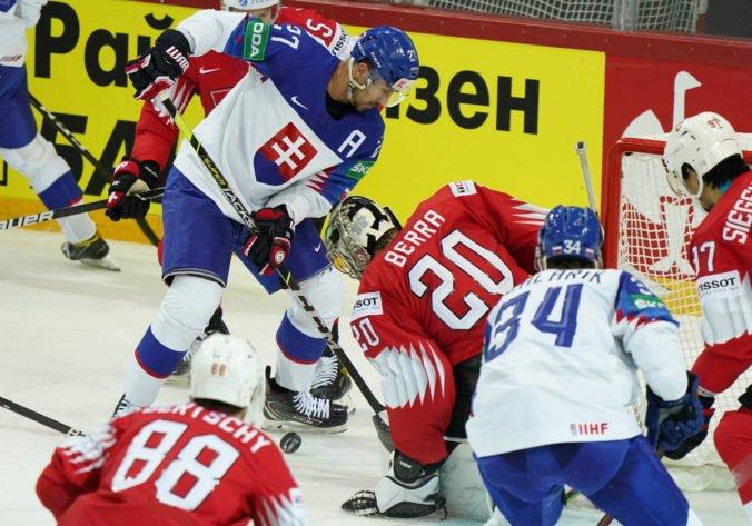 Slováci nastúpia proti Dánom bez dvoch hráčov, Rosandič a Pospíšil dostali od disciplinárky dištanc