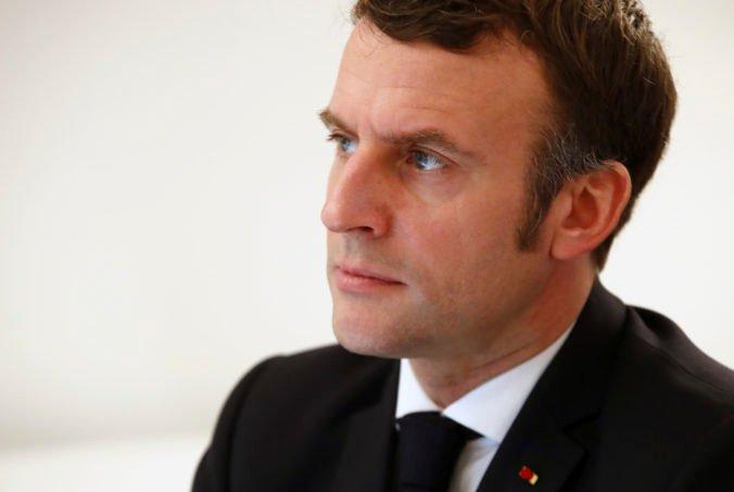 Prezident Macron varoval, že stiahne svojich vojakov z afrického štátu Mali