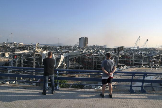 Libanon už má predbežnú správu o vlaňajšom ničivom výbuchu v bejrútskom prístave