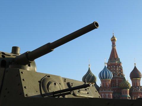 Na nepriateľské kroky zahraničia môže Rusko podľa aktuálnej bezpečnostnej stratégie zareagovať silou