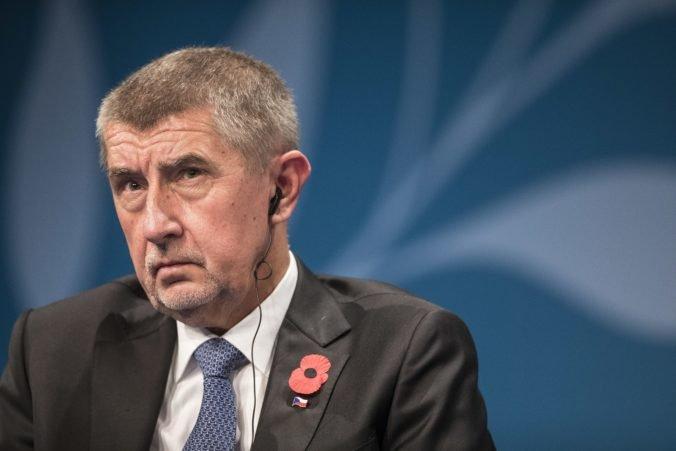 Polícia navrhla obžalovať českého premiéra Babiša v kauze dotácií pre Čapí hnízdo