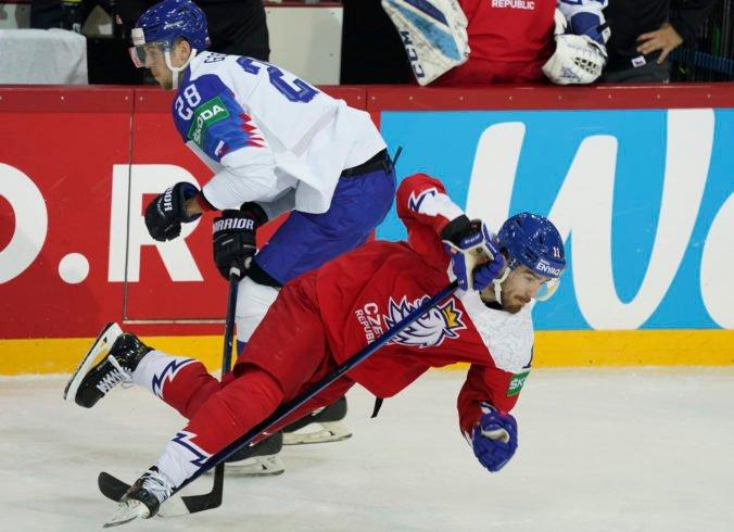 Česi na MS v Rige odohrali proti Slovensku priateľský zápas, hokejový expert ich skritizoval za hru s Dánmi
