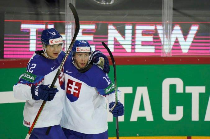Slováci si to s Američanmi rozdali vo štvrťfinále MS len raz, ale bola z toho medaila