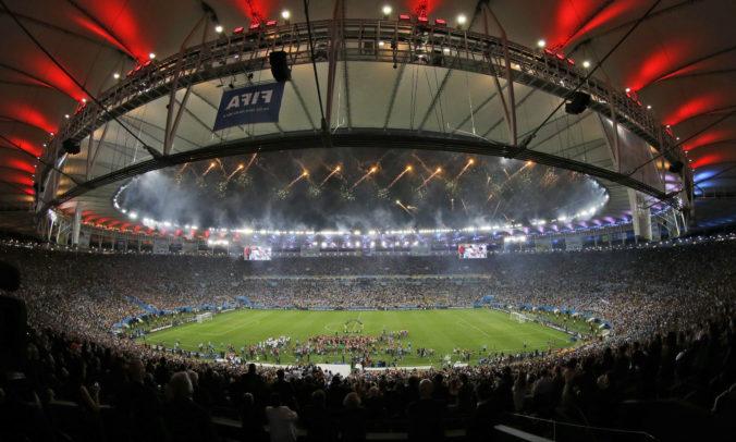 Dejiskom finále Copa América bude slávny štadión Maracana, úvodný zápas odohrajú v Brasílii