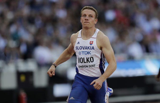 Ján Volko má svalové zranenie, chce sa pripraviť na záver olympijského kvalifikačného obdobia