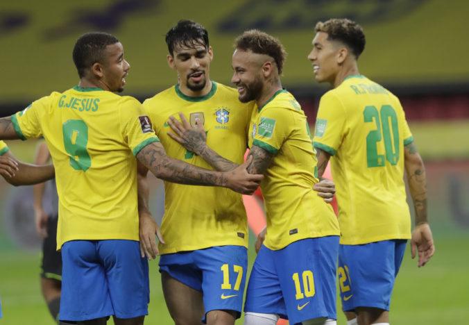 Brazílski futbalisti zvažujú pre pandémiu bojkot Copa América, majú podporu aj súperov