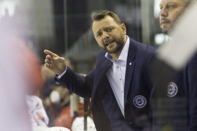 Podkonický je novým trénerom slovenských hokejistov do 20 rokov, so zväzom sa dohodol počas MS v Rige