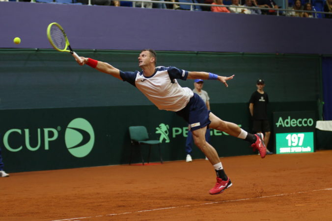 Polášek dohral v mixe na Roland Garros, s Češkou Krejčíkovou nevyužili štyri mečbaly